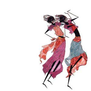 GWLN Dancing Women