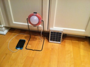 Solar Lights for Real Change!
