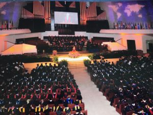 Commencement Ceremony at Fuller