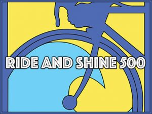 Ride and Shine 500 - 2017